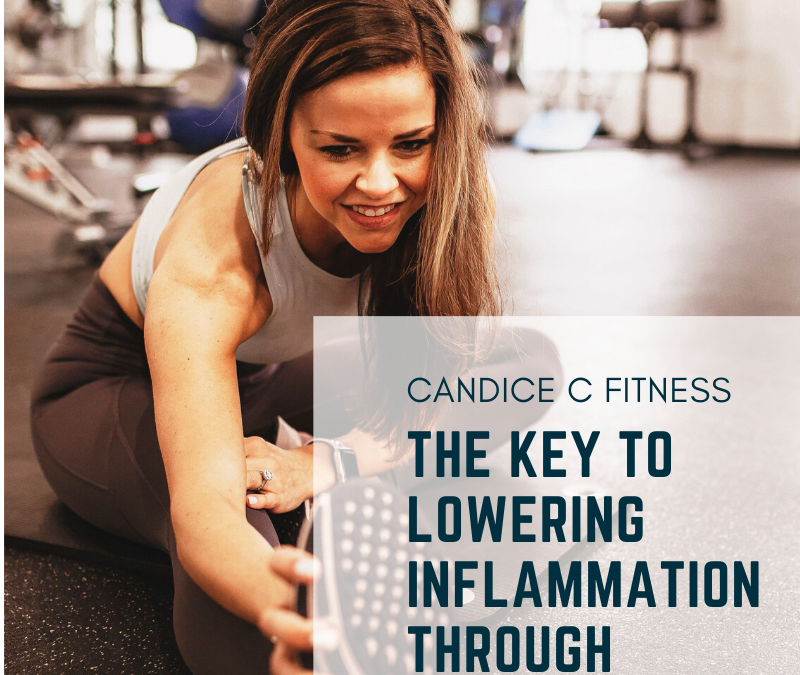The Key To Lowering Inflammation Through Workouts
