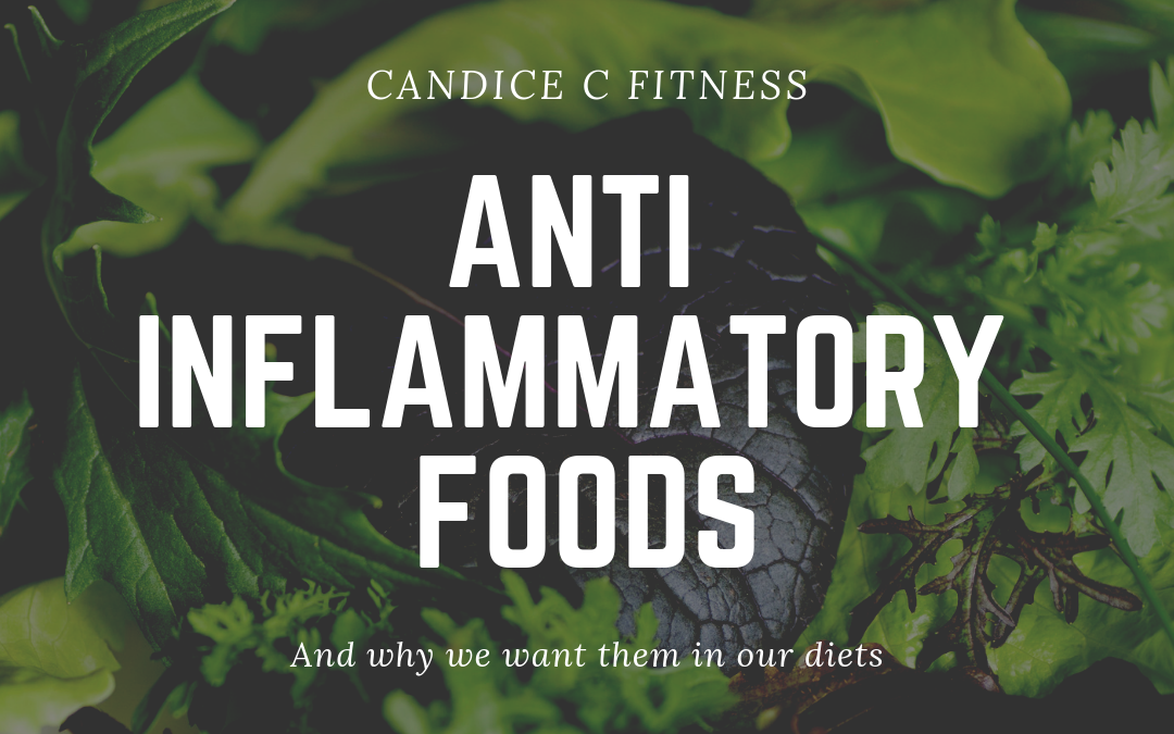 Anti Inflammatory Based Foods – How They Help