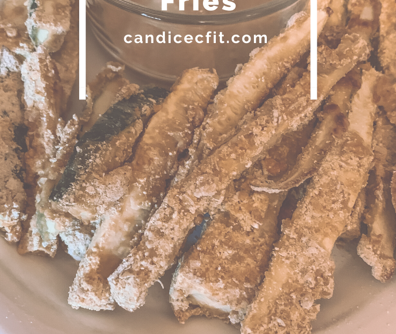 Zucchini Fries – AIP and AMAZINGLY EASY