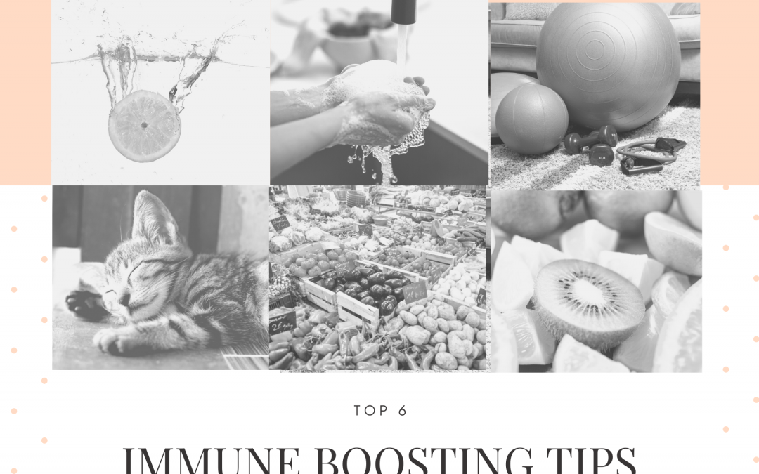 Six Immune Boosting Tips