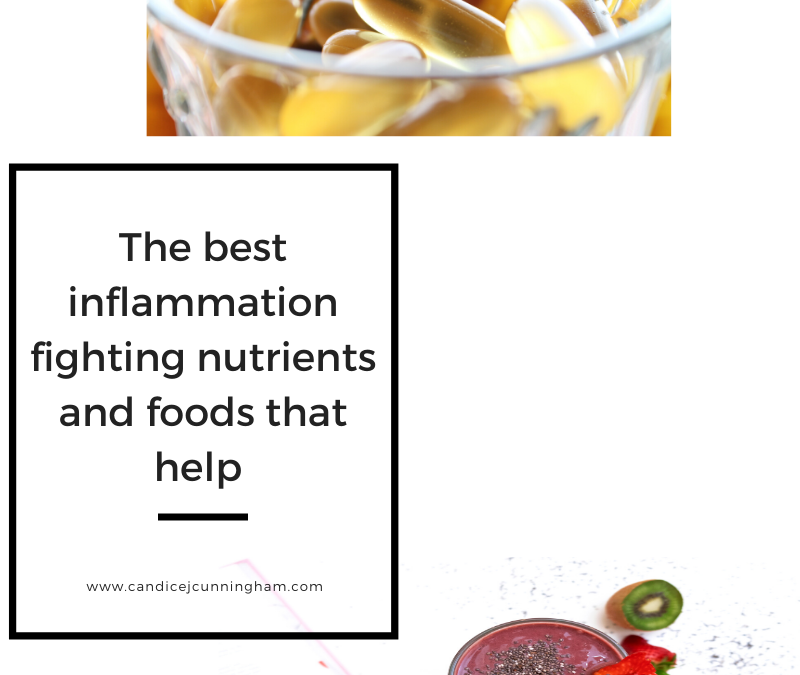 Best Supplements for Decreasing Inflammation